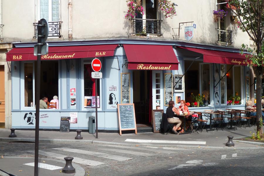 restaurant buttes aux cailles